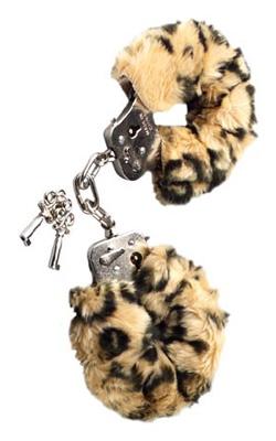 Handbojor Leopard Fluff