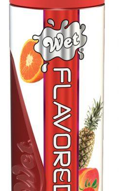 wet passionate fruit