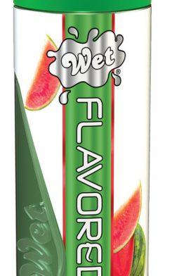 wet watermelon