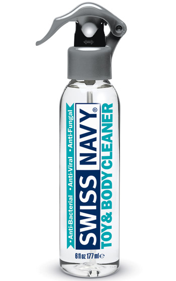 Toy & Body Cleaner SwissNavy