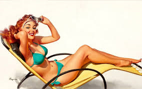 pin up sommar